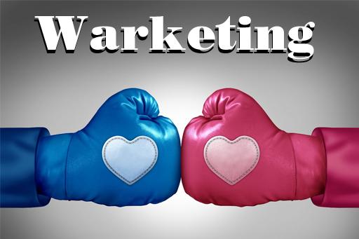 Warketing…el marketing de combate