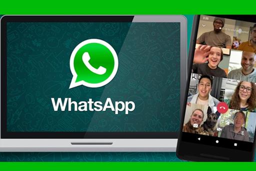 WhatsApp y cómo hacer las videollamadas con hasta 50 personas