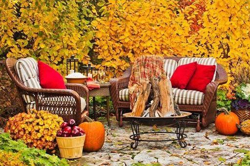 Trabajos de jardinería adecuados para el otoño