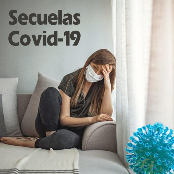 Uno de cada tres supervivientes de COVID-19 sufren secuelas neurológicas o psiquiátricas