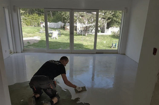 Cemento alisado vs. microcemento